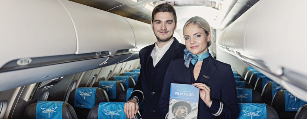 Jobs and careers Cabin crew Nordica 980x380