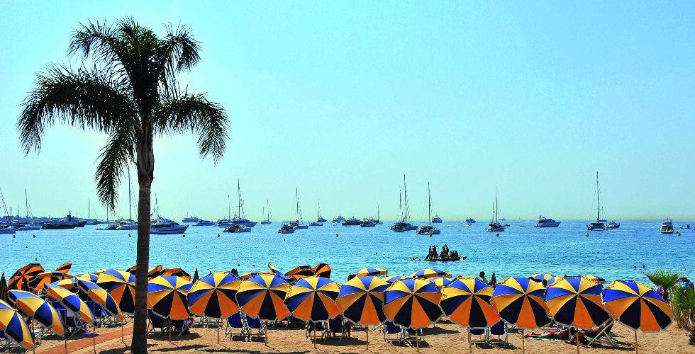 Cannes´i laht